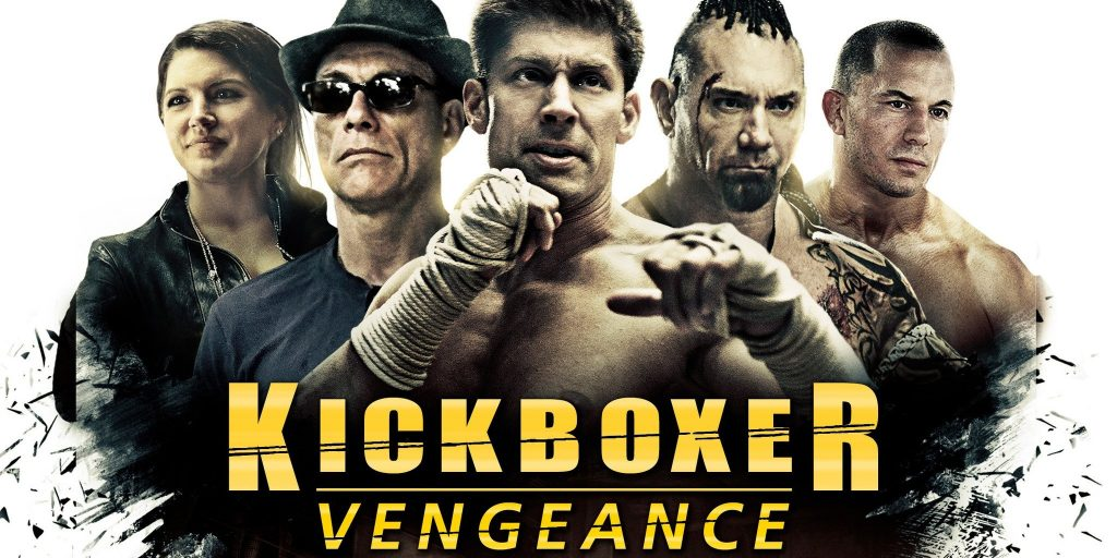 Kickboxer- VengeanceInterview