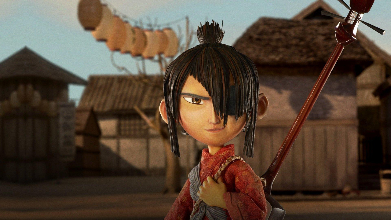 """""""Kubo and the Two Strings"""" (2016) - Movie Review"""
