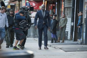 Mike Colter - Luke Cage