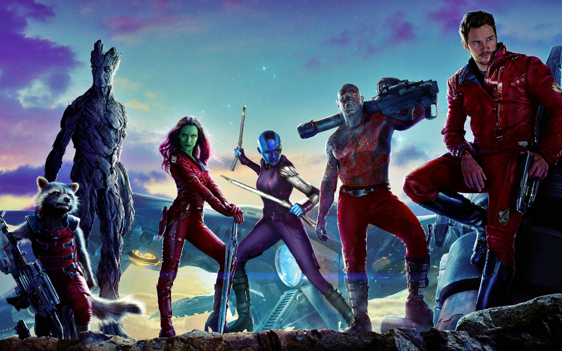 first guardians of the galaxy vol 2 trailer and poster