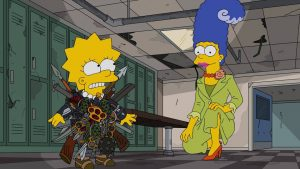 The Simpsons Treehouse of Horror XXVII