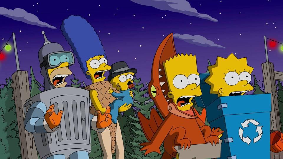 The Simpsons Treehouse of Horror XXVII