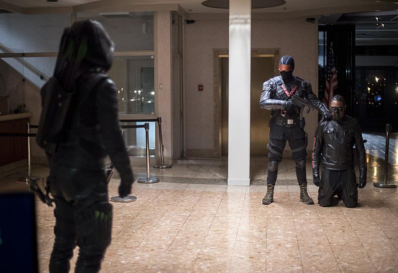 """Arrow -- """"Vigilante"""""""