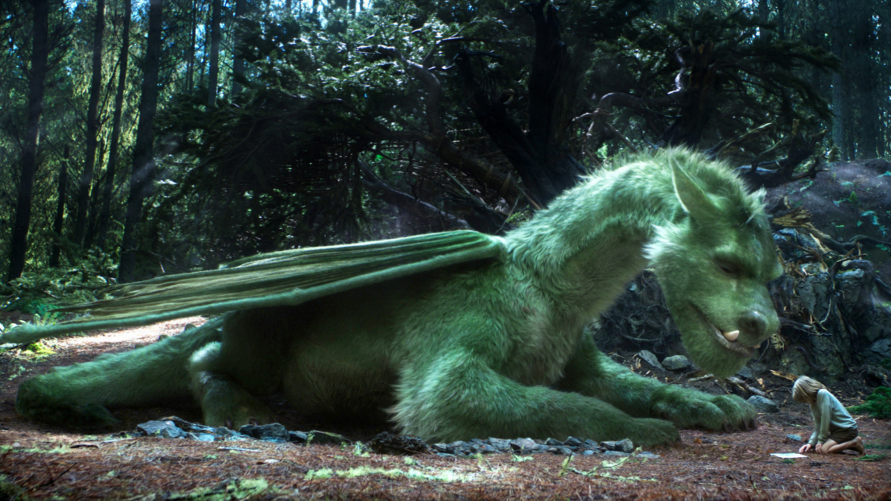 """Pete's Dragon"" (2016) - Blu-ray News"
