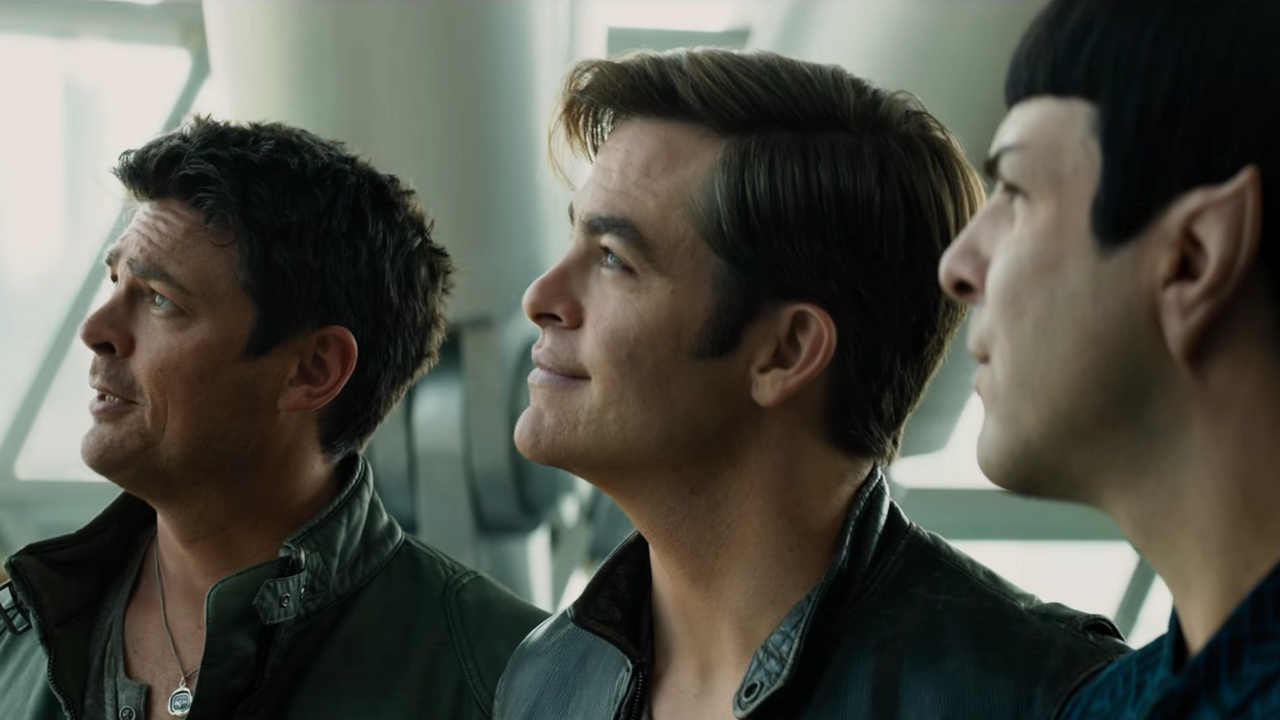 """Star Trek Beyond"" (2016) - Paramount Home Entertainment"