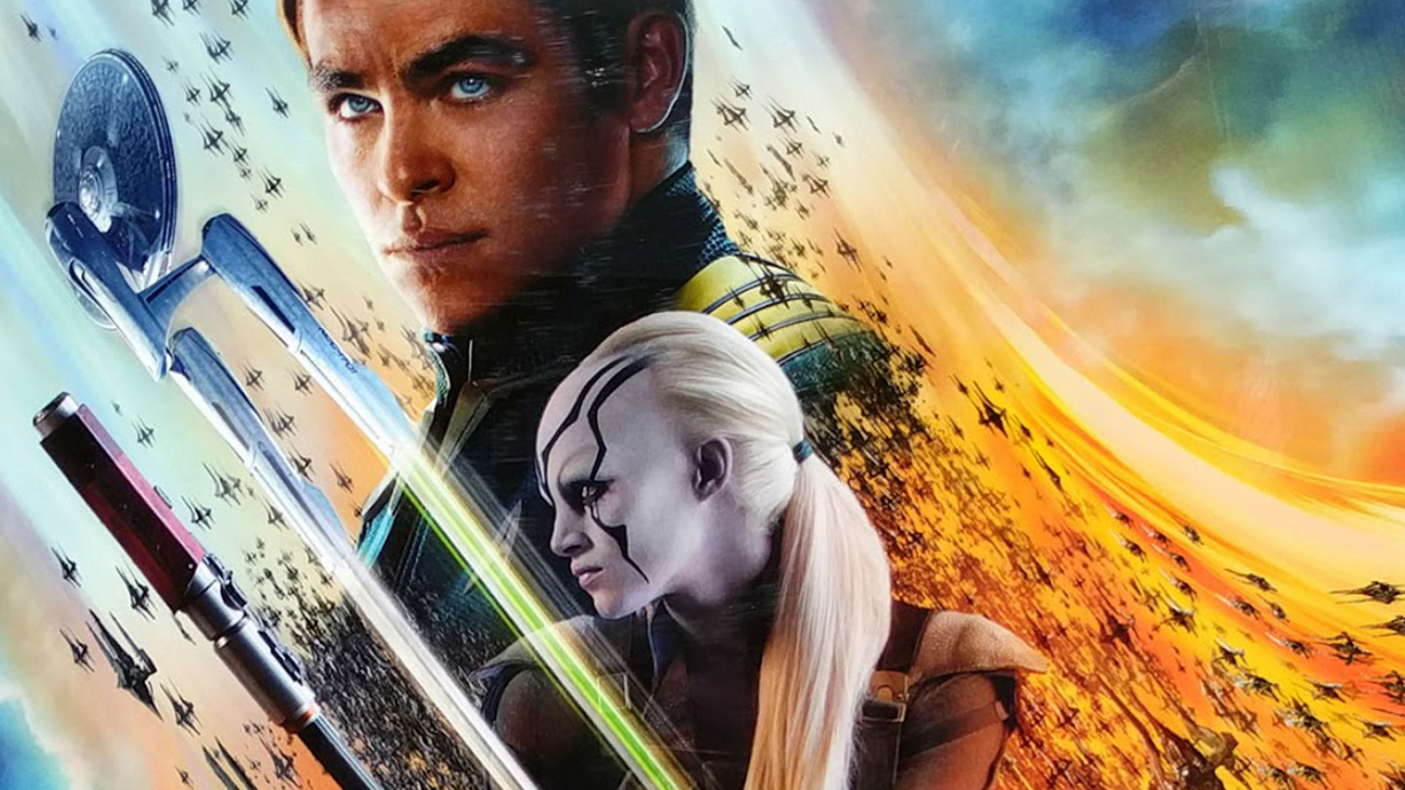"""Star Trek Beyond"" (2016) - Blu-ray Review"