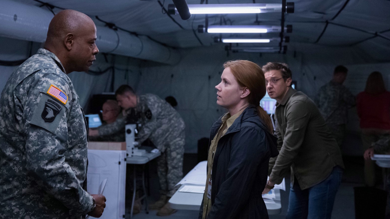 """Arrival"" (2016) - Box Office"