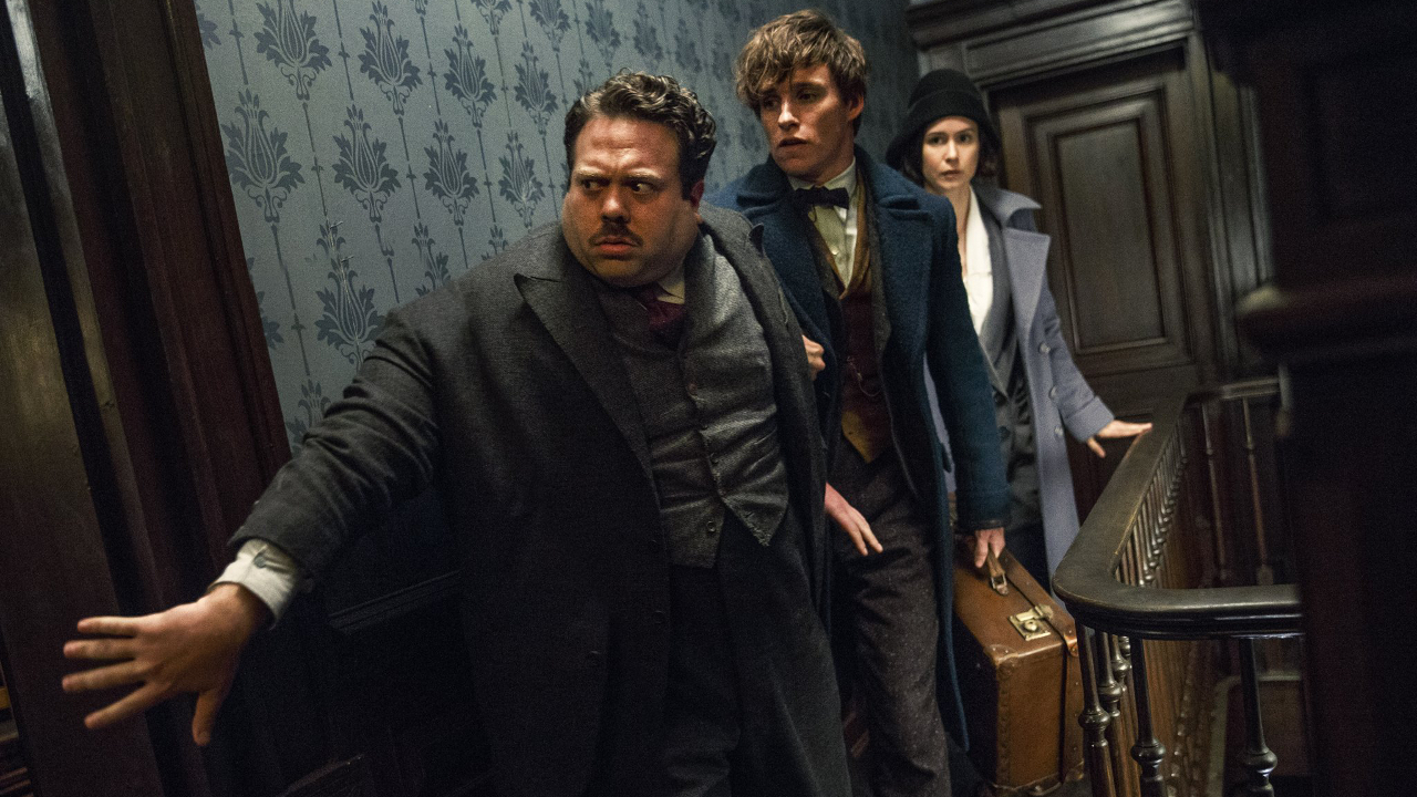 """Fantastic Beasts and Where to Find Them"" (2016) - Weekend Box Office"