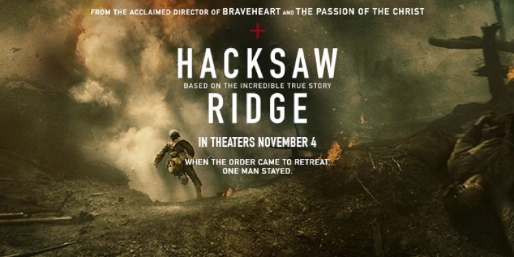 15 Facts From The Cast And Crew Of Hacksaw Ridge