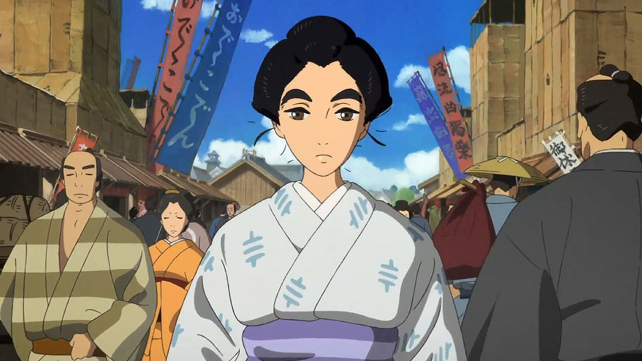 """Miss Hokusai"" (2016) - Movie Revie"