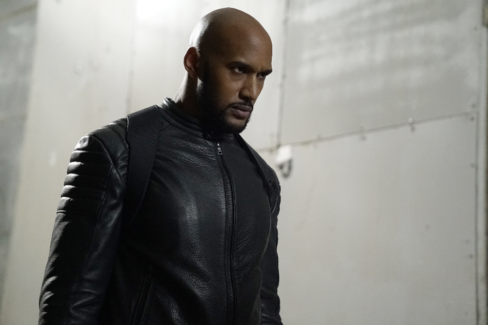 agets of shield HENRY SIMMONS