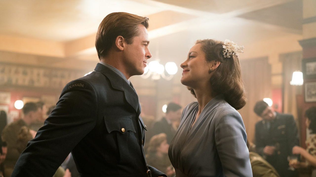 """Allied"" (2016) - Movie Review"