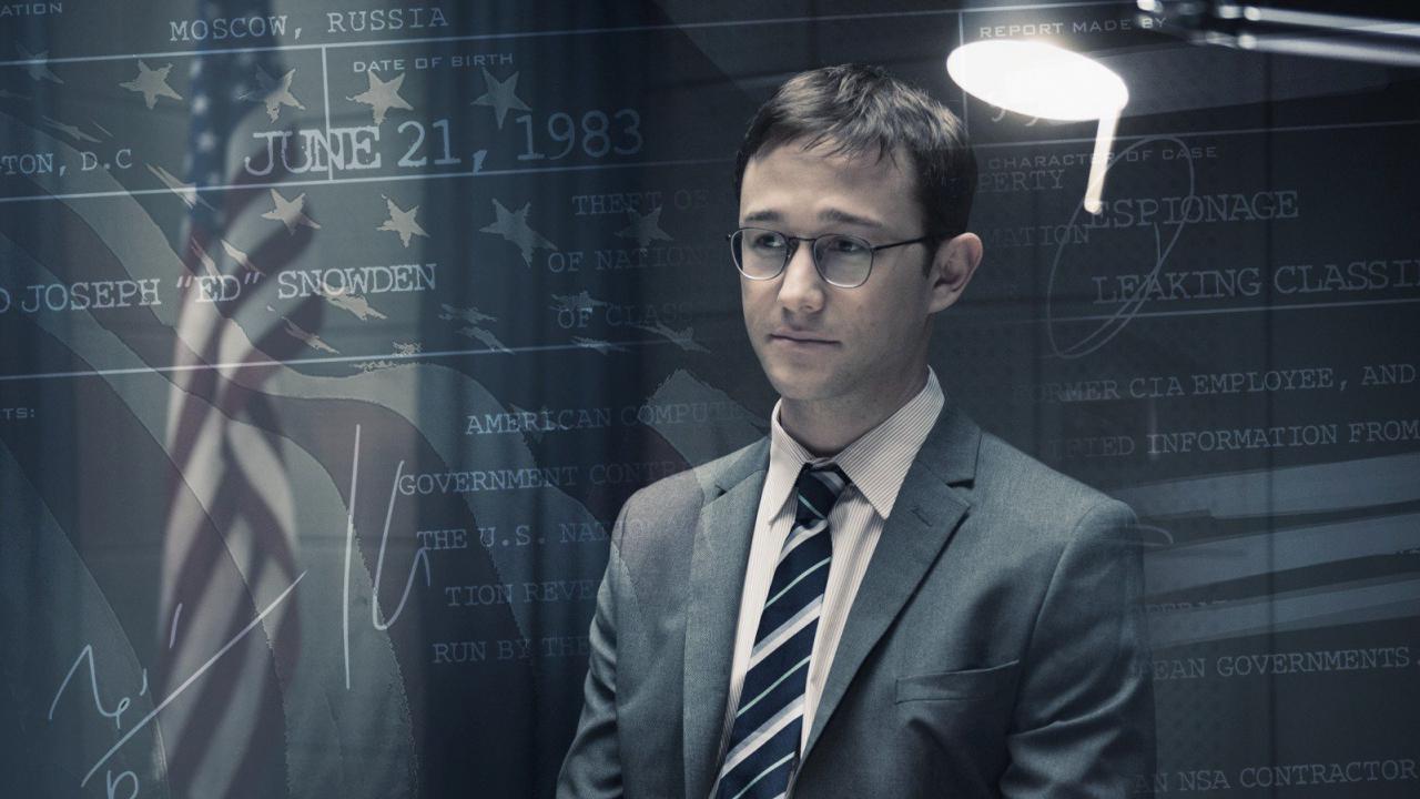 """Snowden"" (2016) - Blu-Ray News"