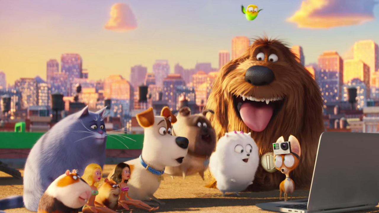 """The Secret Life of Pets"" (2016) - Blu-ray News"
