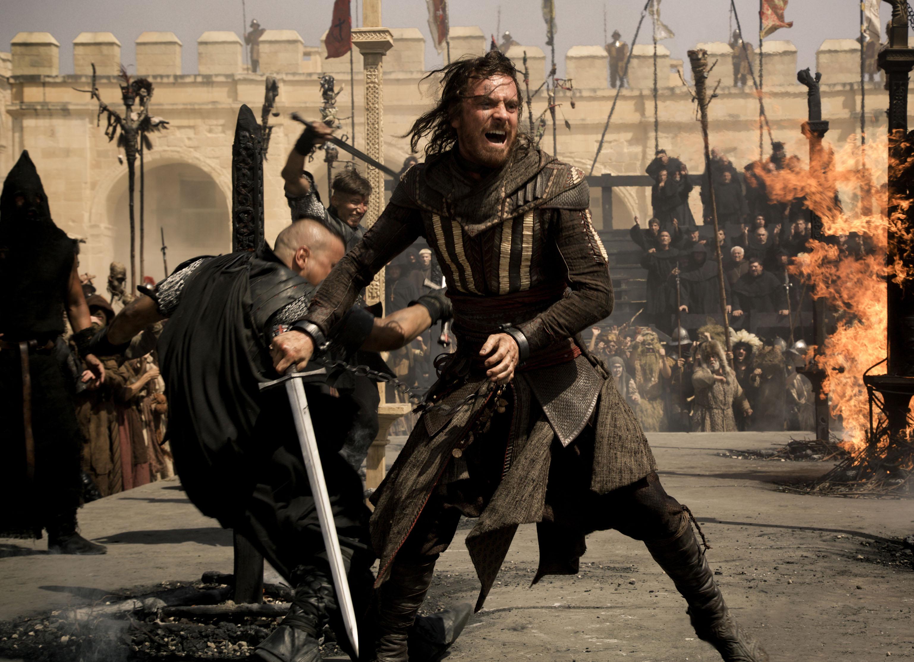 Assassins Creed Истоки  Скоро на PS4 Xbox One PC  Ubisoft