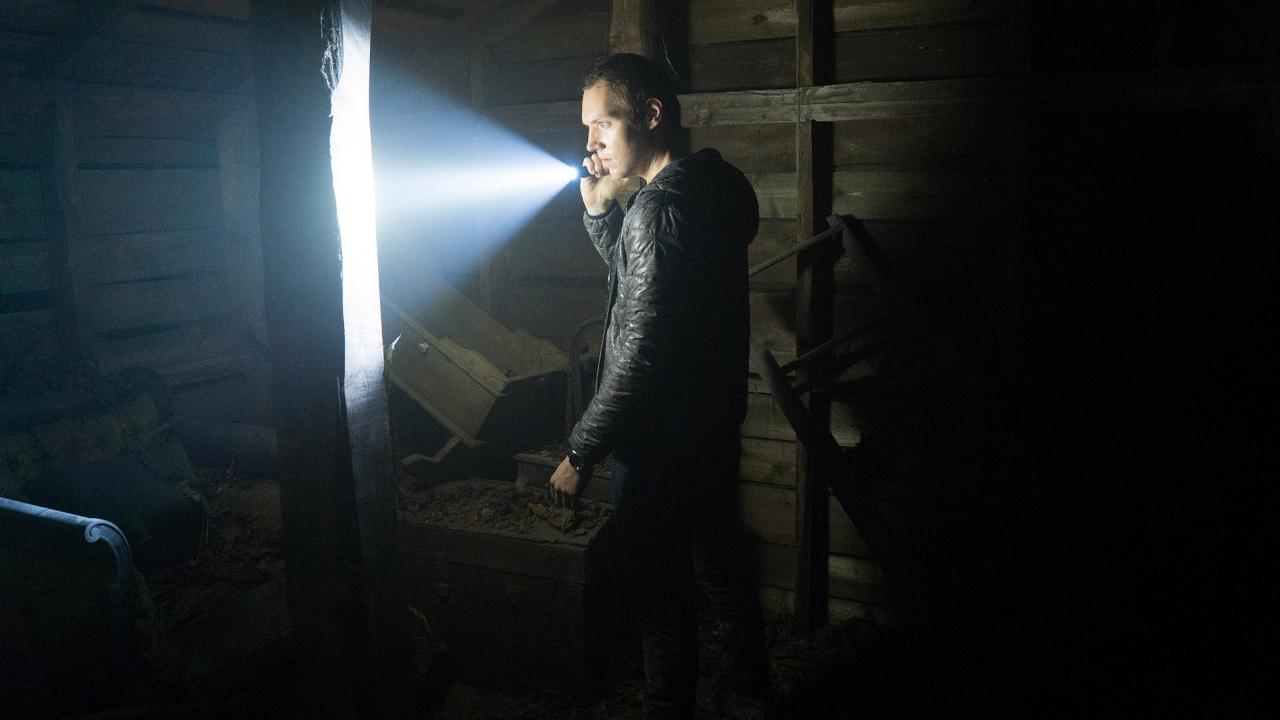 """""""Blair Witch"""" (2016) - Blu-ray News"""