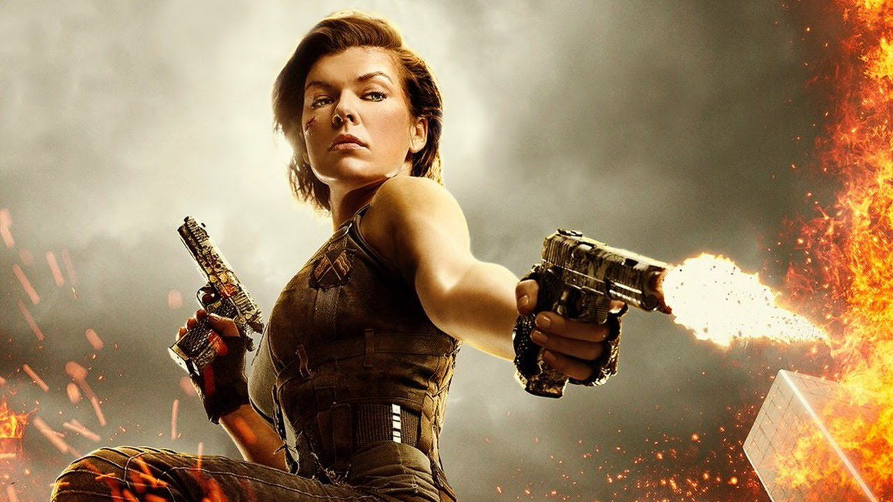 """Resident Evil: The Final Chapter"" (2017) - Box Office Preview"