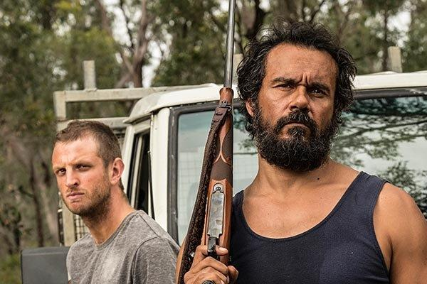 killing ground Aaron Pedersen