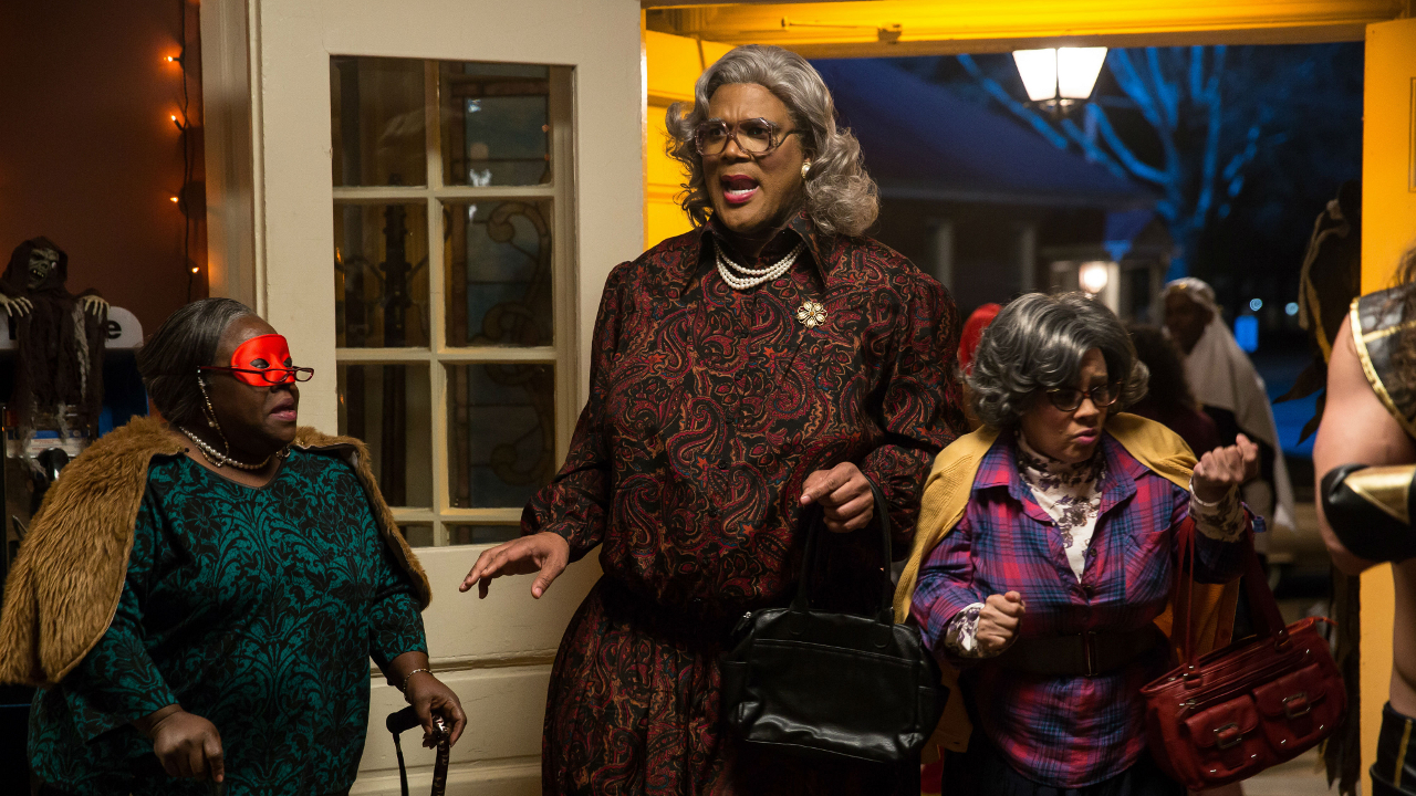"""Boo! A Madea Halloween"" (2016) - Blu-ray News"