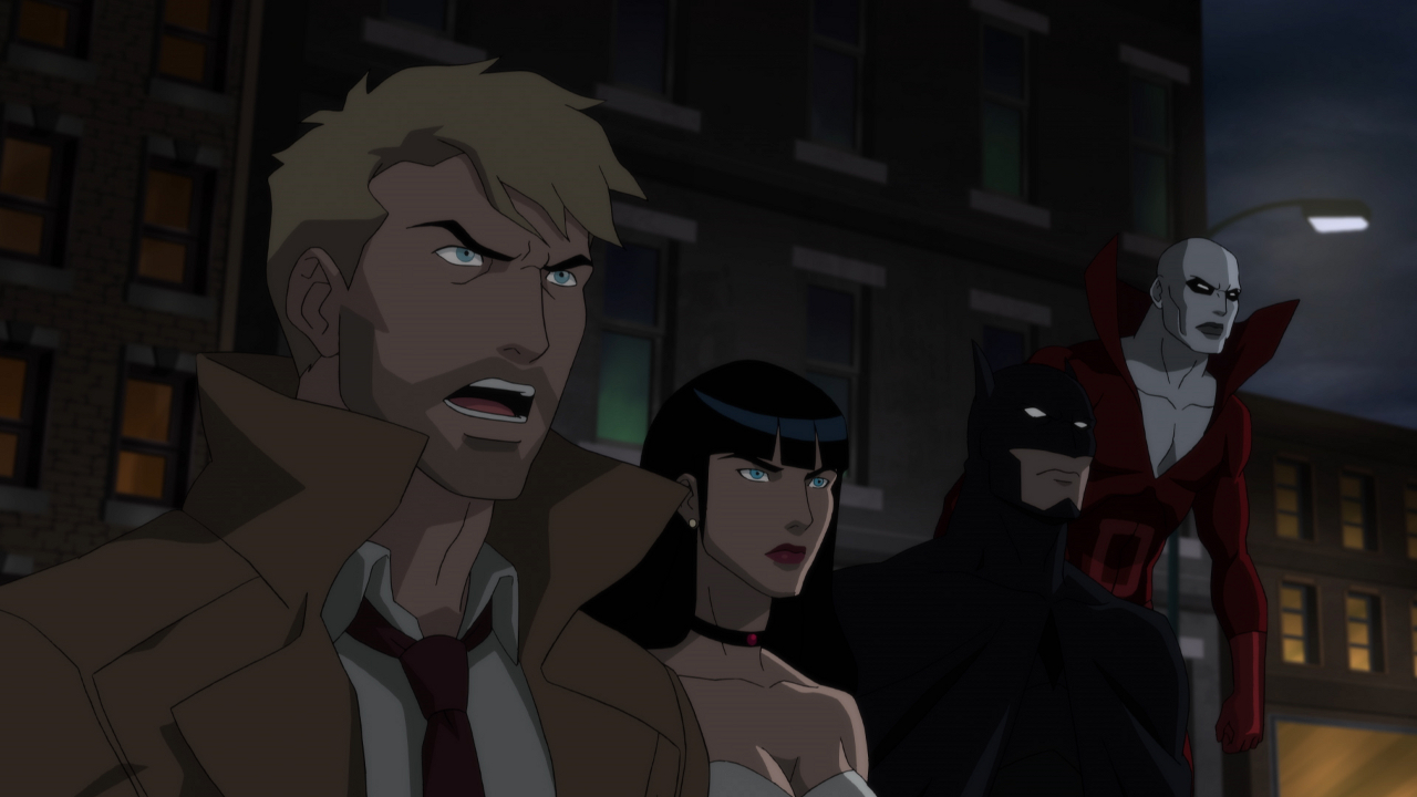 """Justice League Dark"" (2017) - Blu-ray News"