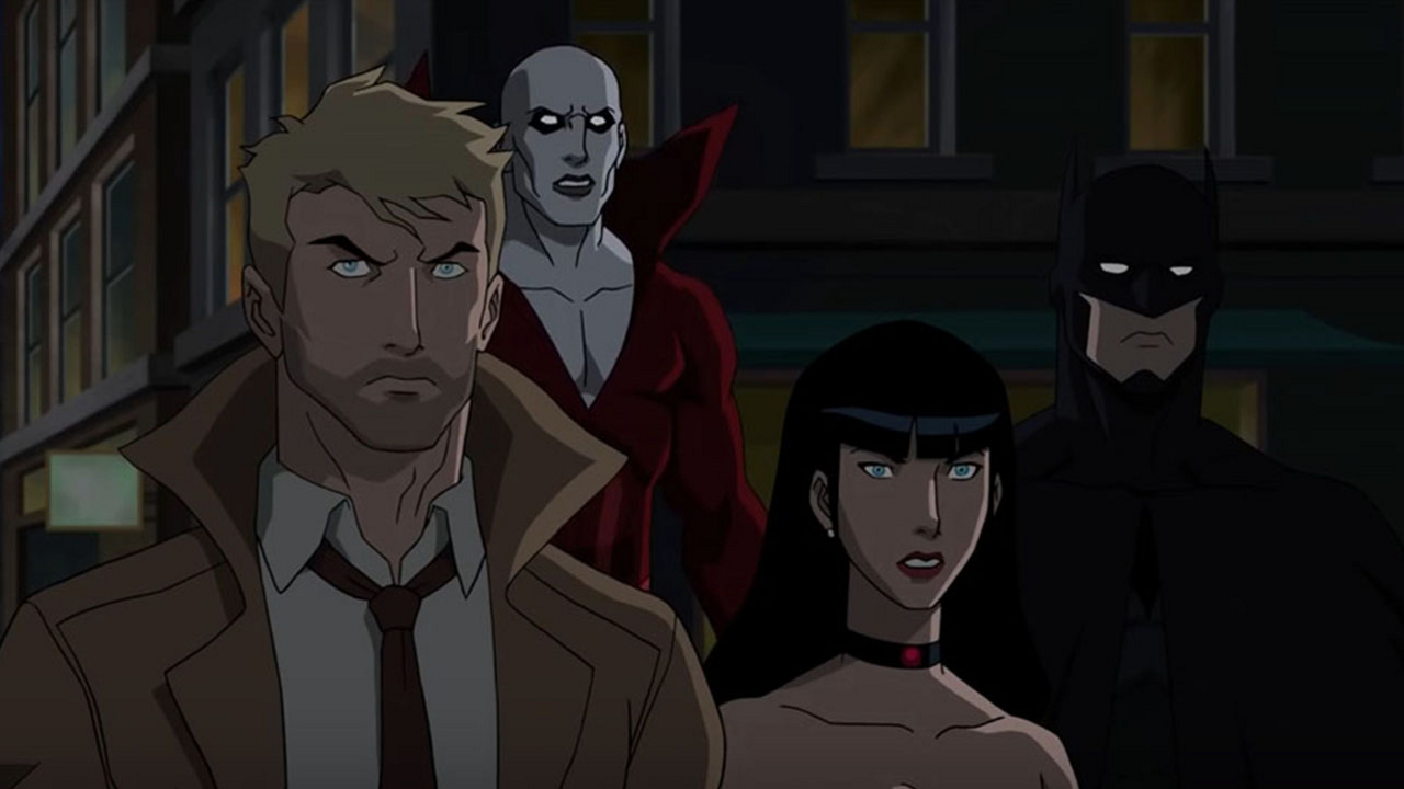 """Justice League Dark"" (2017) - Blu-ray Review"