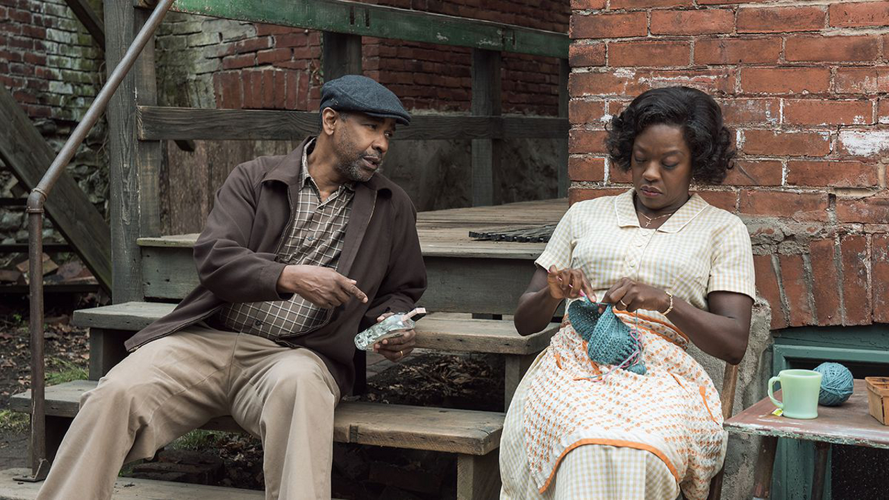 """Fences"" (2016) - Blu-ray News"