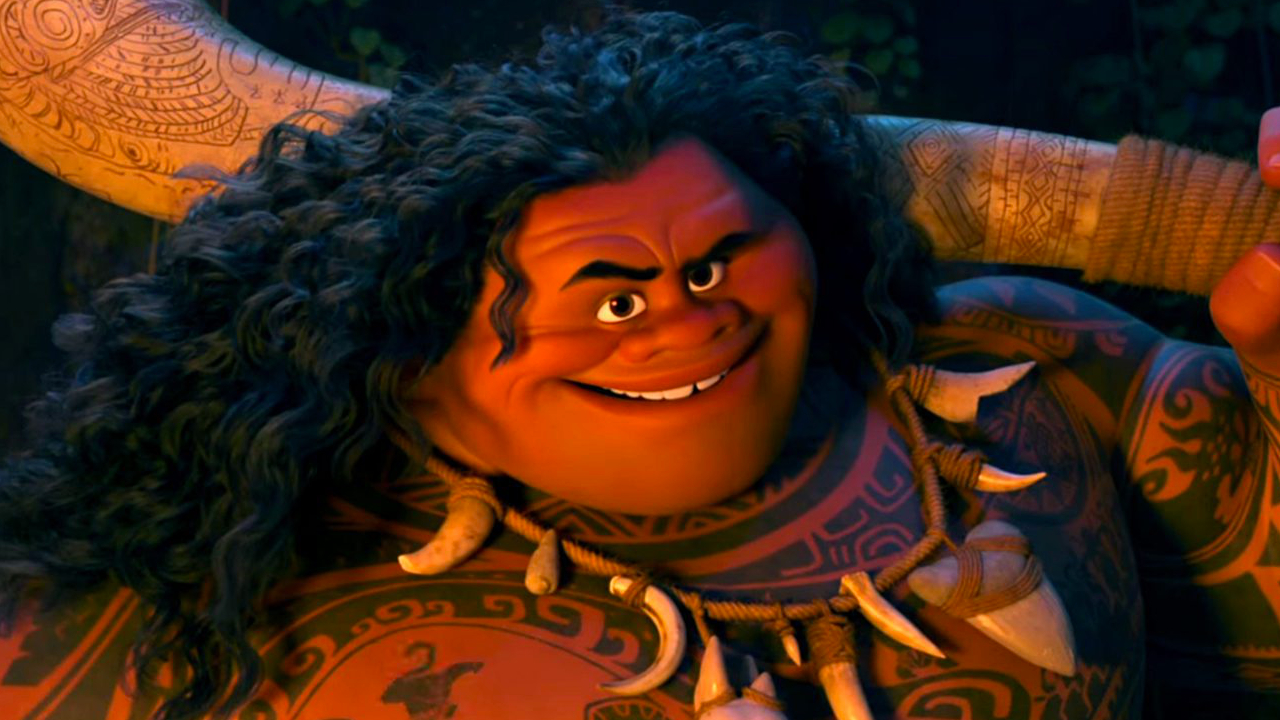 """Moana"" (2016) - Blu-ray News"