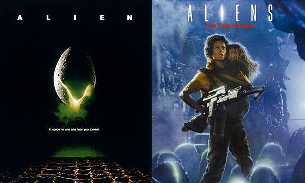 Alien vs. Aliens: Which One is Better? | We Live Entertainment