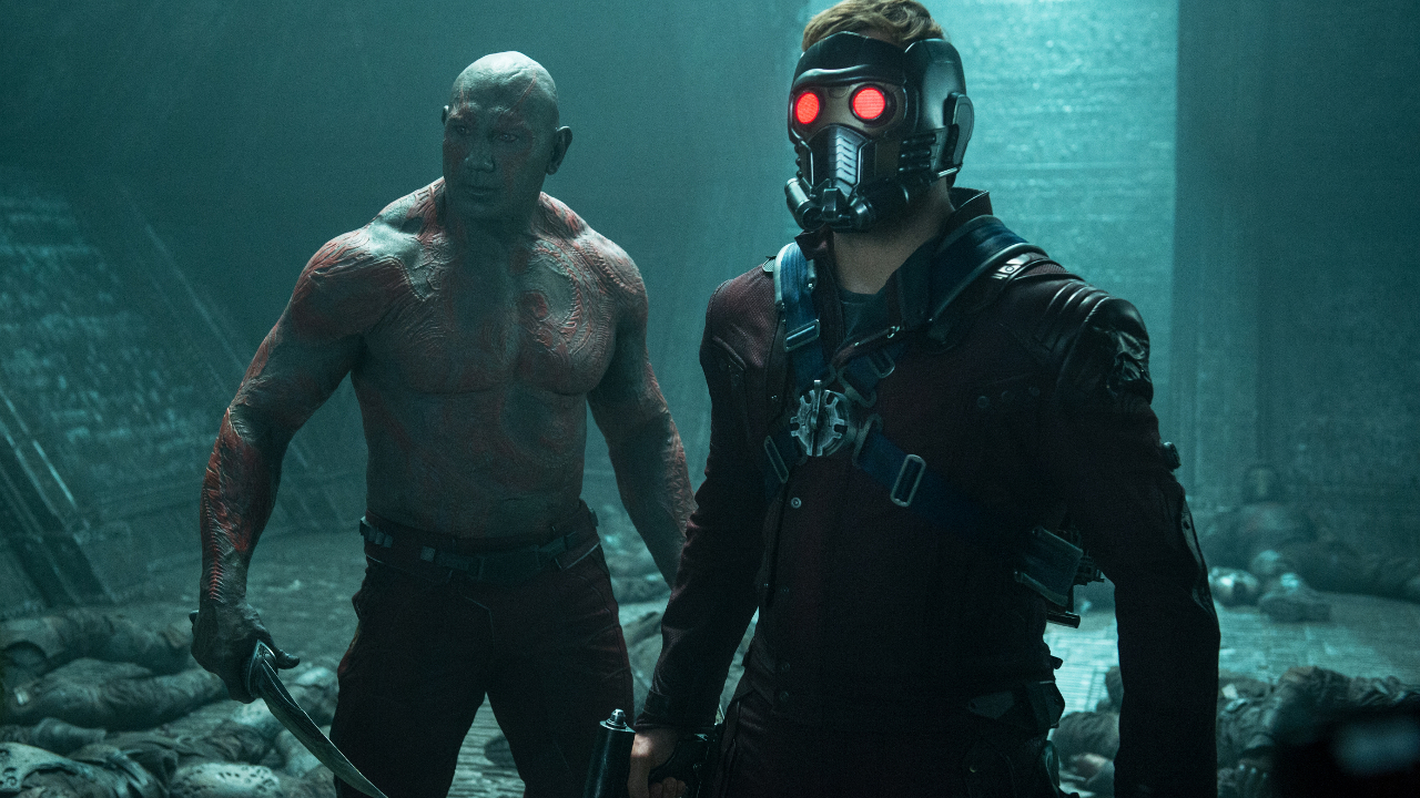 'Guardians of the Galaxy Vol. 2' (2017) - Marvel - Star Lord and Drax