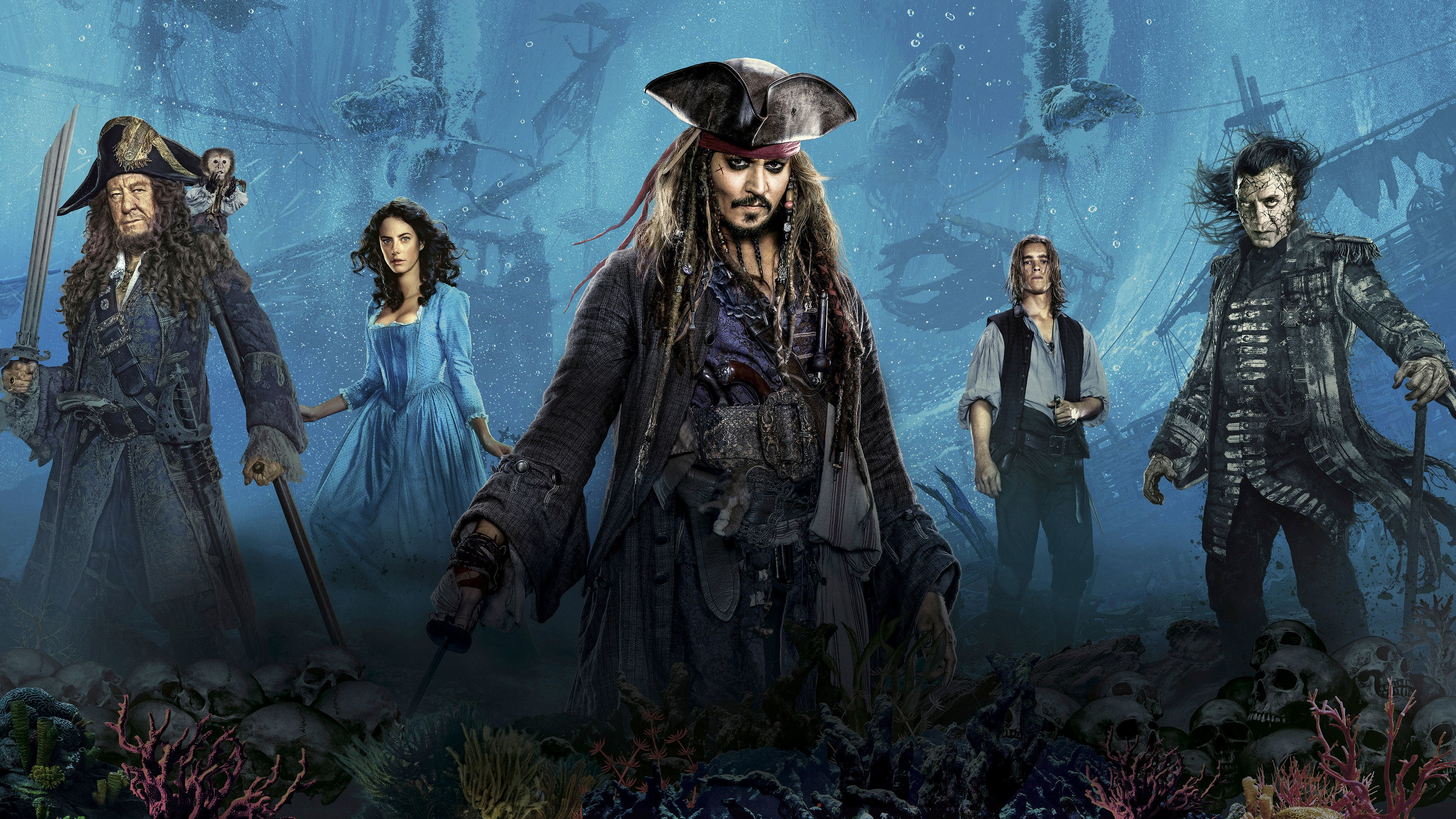 Pirates Of The Caribbean Dead Men Tell No Tales Sails Onto Digital