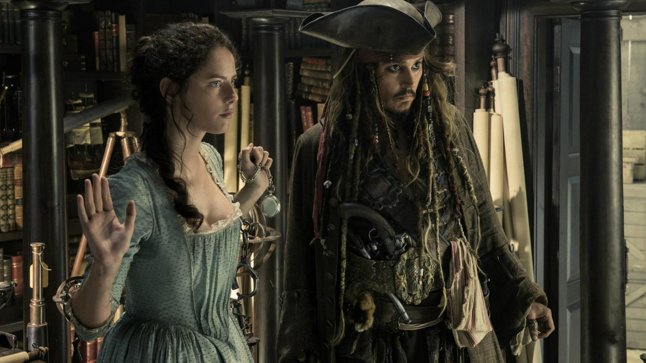 "'Pirates of the Caribbean: Dead Men Tell No Tales"" (2017) - Movie Review"