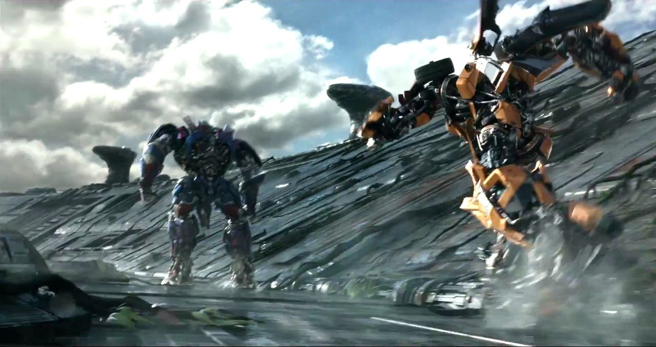 'Transformers: The Last Knight' (2017) - Summer Box Office Preview