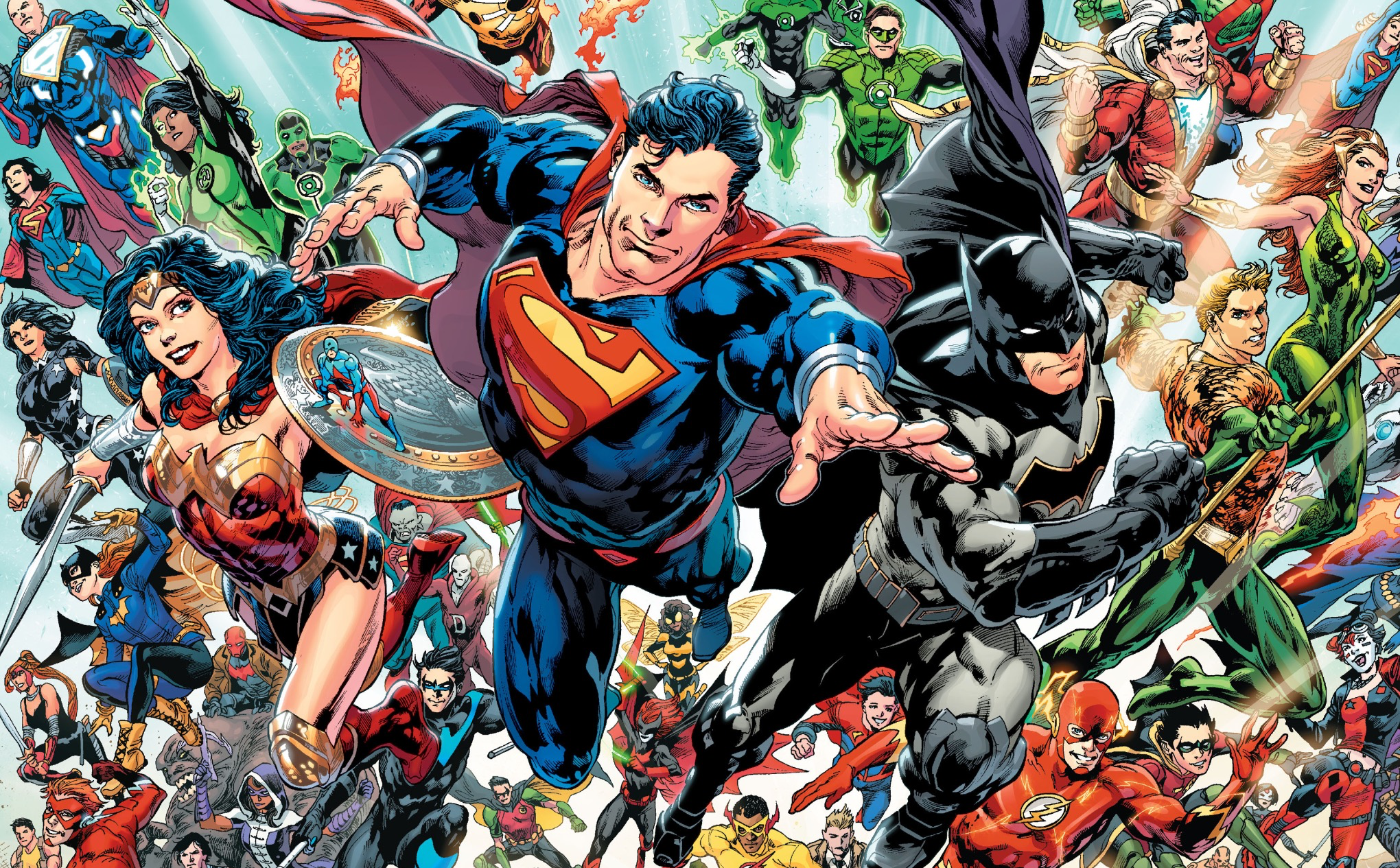 We Live Entertainments Favorite DC Heroes and Villains