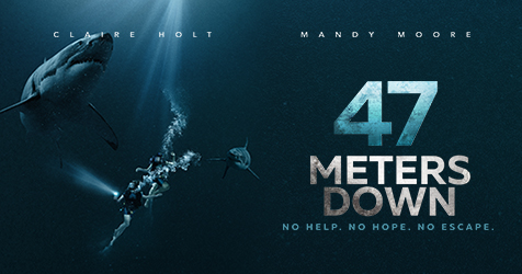 Image result for 47 metres down review