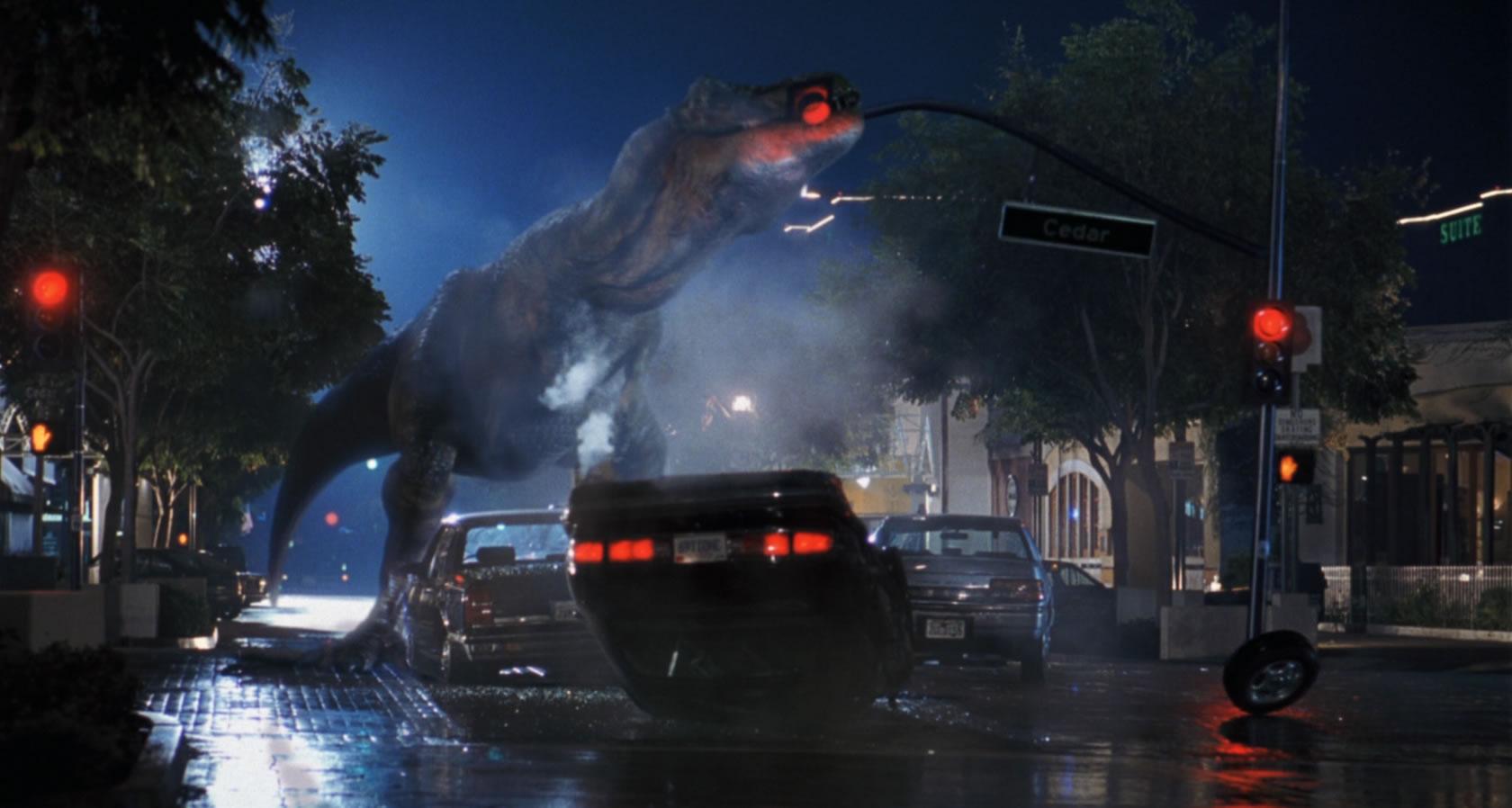 Jurassic Park  Dog Eaten