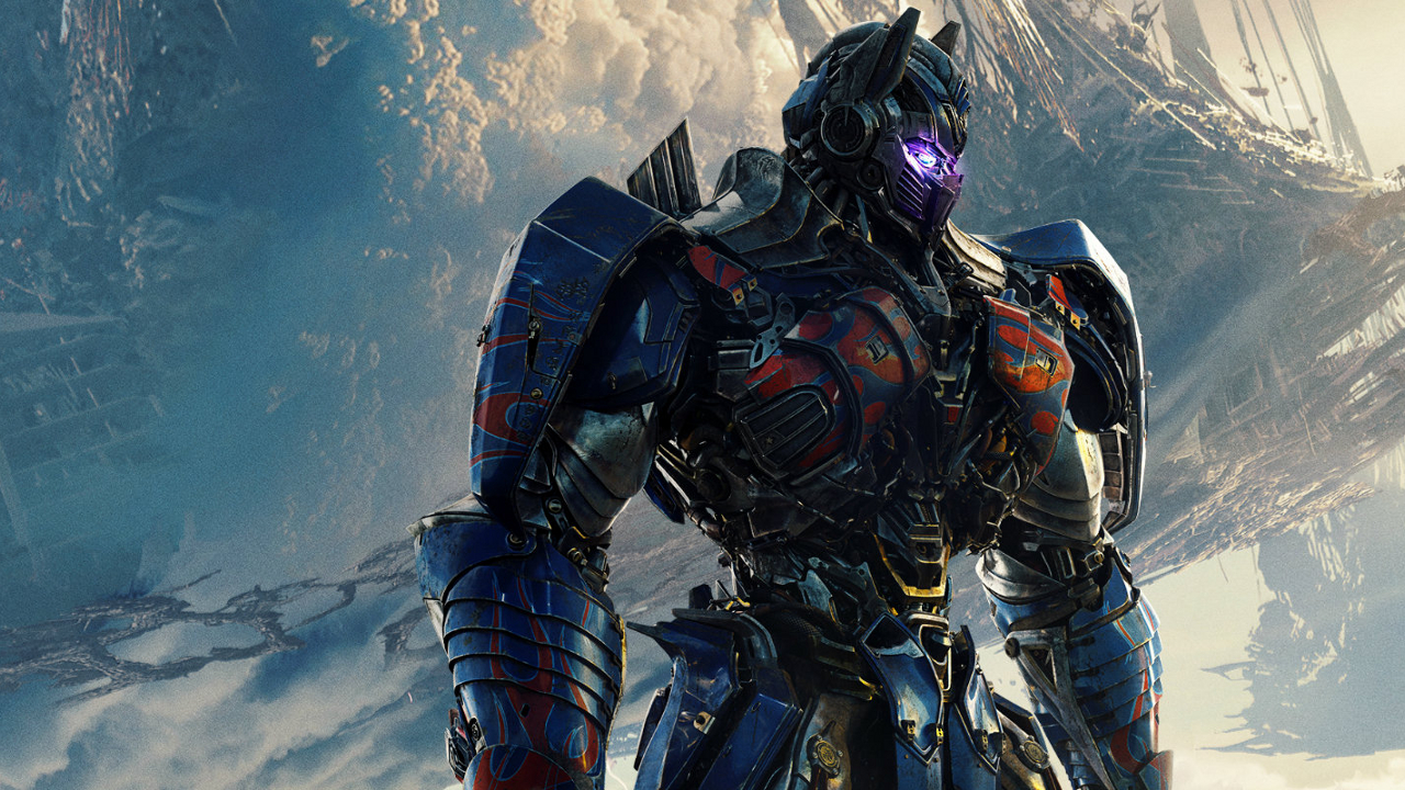 'Transformers: The Last Knight' (2017) - Weekend Box Office
