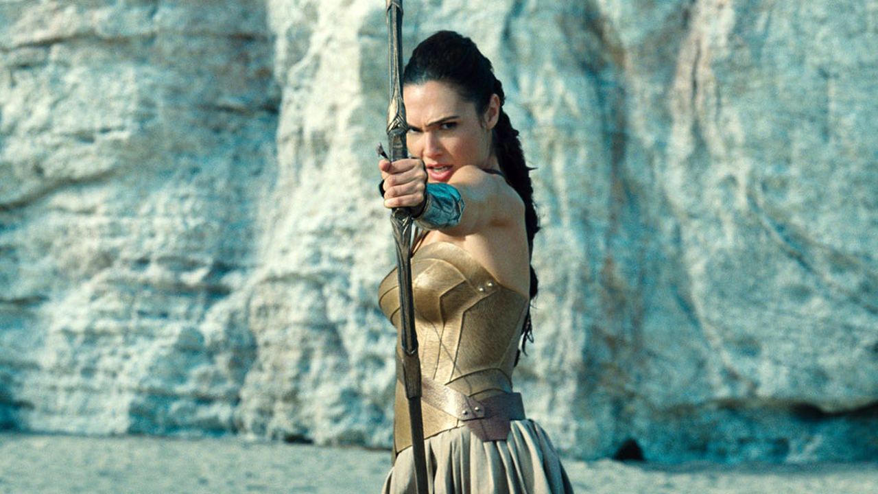 'Wonder Woman' (2017) - Weekend Box Office