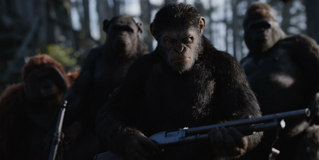 an examination of the movie planet of the apes