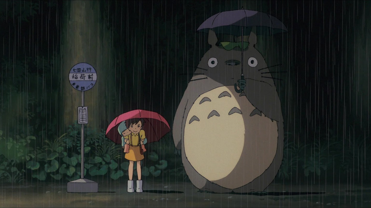 'My Neighbor Totoro' (1988) - Studio Ghibli / GKIDS