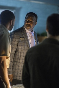 Isiah Whitlock, Jr. in The Mist