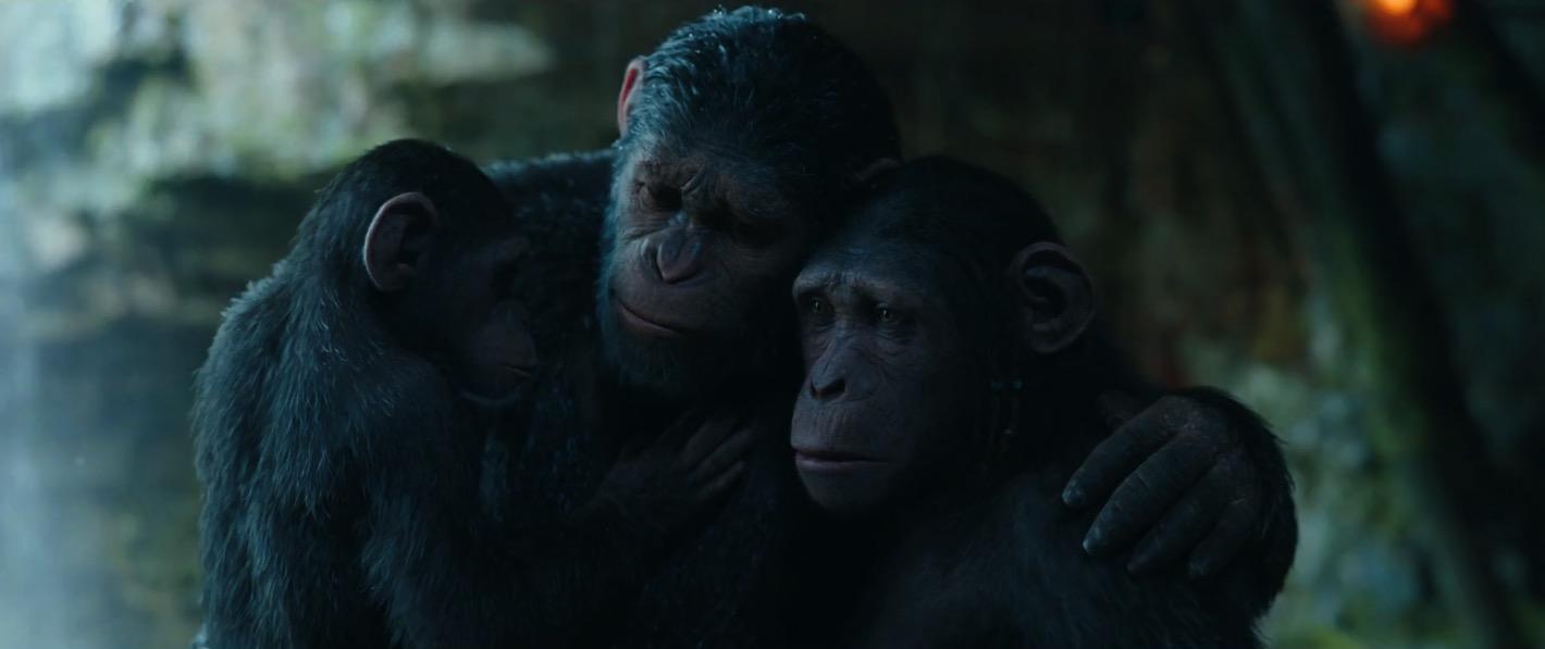 Resultado de imagen de war of the planet of the apes slaves