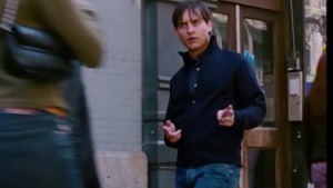 Spider-Man 3 emo dance