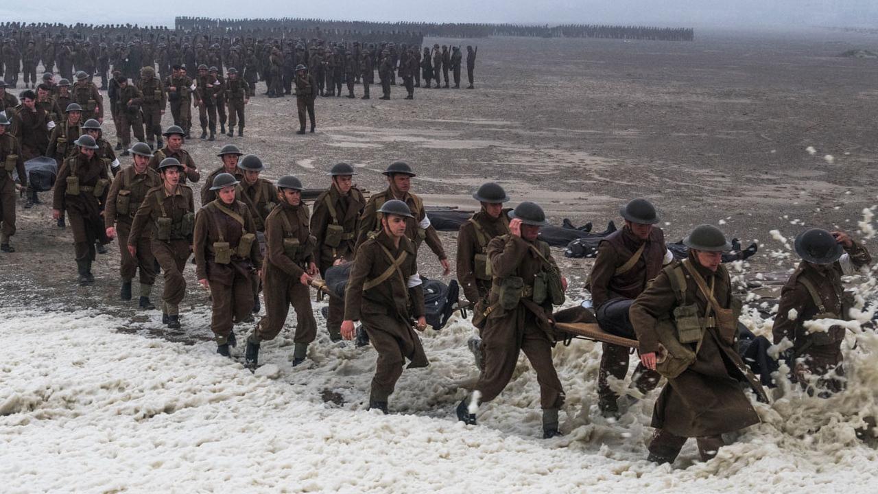 'Dunkirk' (2017) - Weekend Box Office