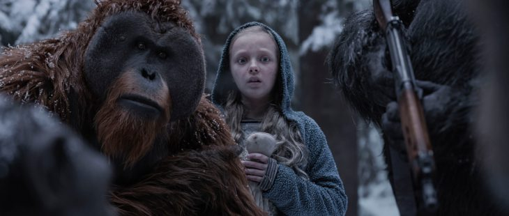 'War for the Planet of the Apes' (2017) - Weekend Box Office