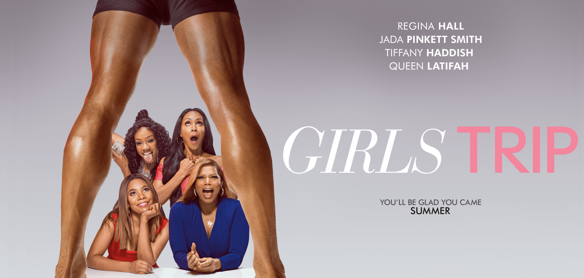 Review: 'Girls Trip' is a Heartfelt and Hilarious Trip   We Live  Entertainment