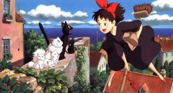 'Kiki's Delivery Service' (1989) - Movie Review