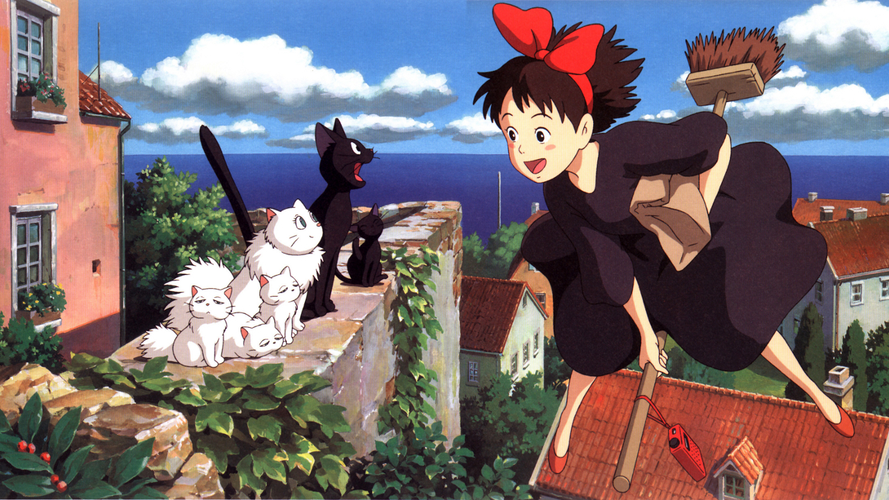 'Kiki's Delivery Service' (1989) - Movie Review