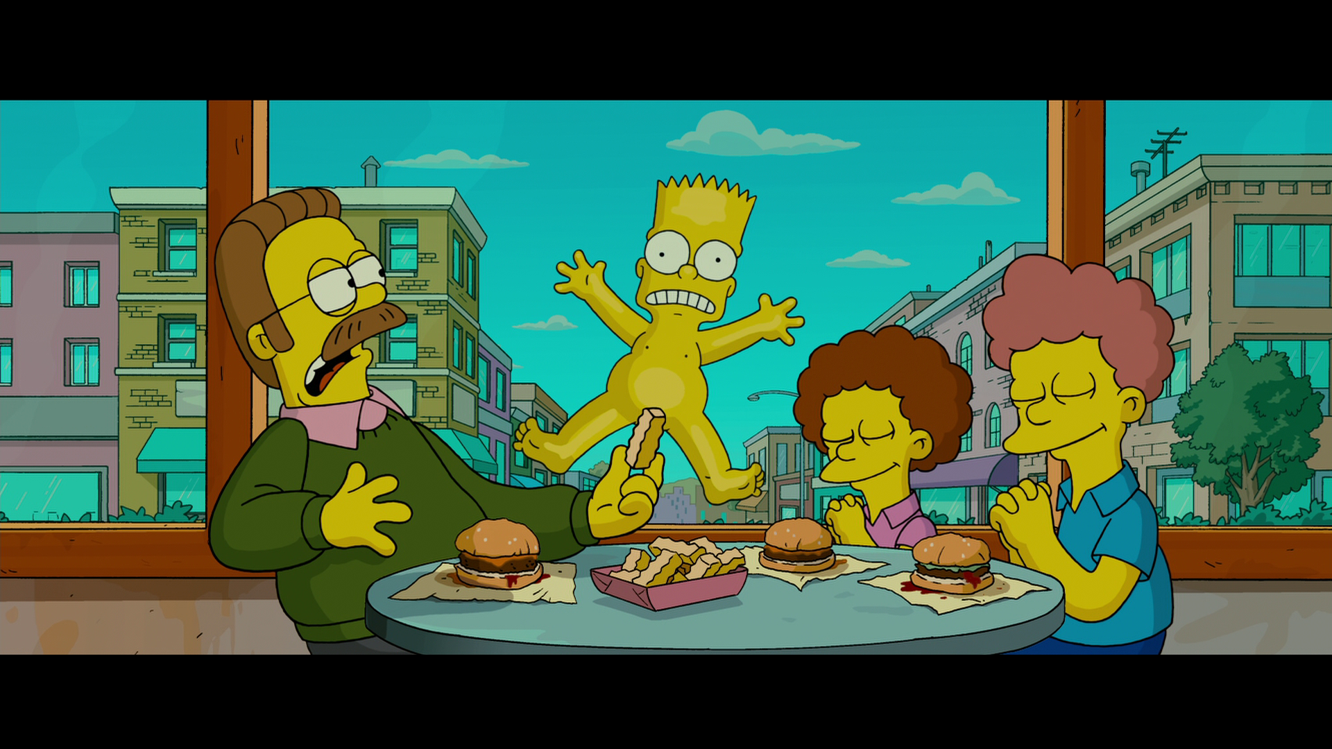 how the simpsons movie ensured the simpsons will run