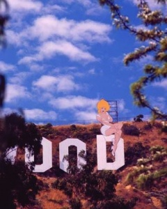 Cool World Hollywood sign