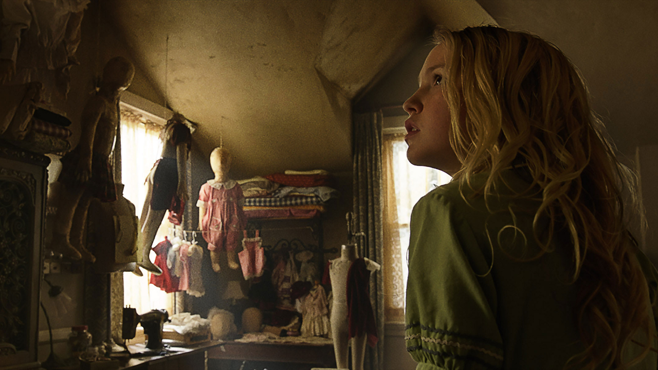 'Annabelle: Creation' (2017) - Weekend Box Office